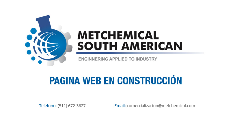 METCHEMICAL SOUTH AMERICAN SAC
